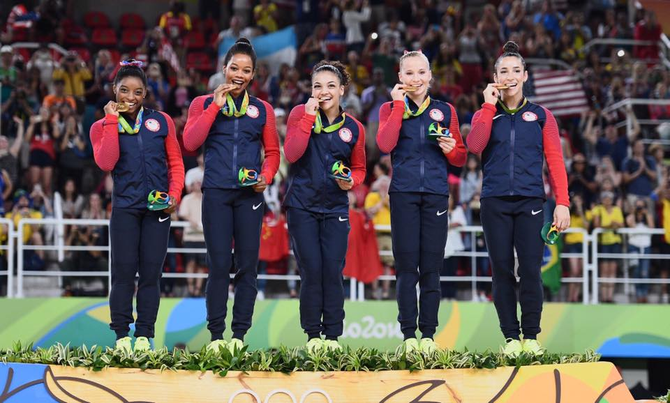 Women's 2016 Gold