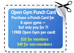 OpenGymPunchCard
