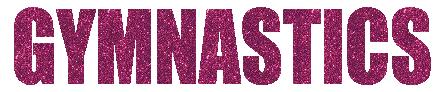 Pink Sparkle Gymnastics